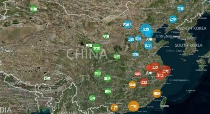 PPT将推出地图图表,那些酷炫的地图再不需要第三方平台了!教程