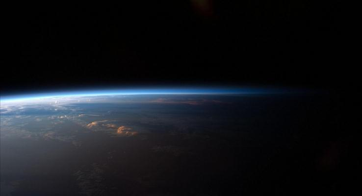 宇宙上的地平线