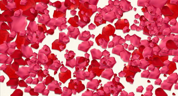 爱情浪漫幸福的电子相册PPT相册模板