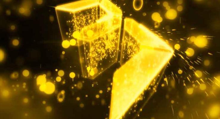 特效动画颁奖典礼PPT模板
