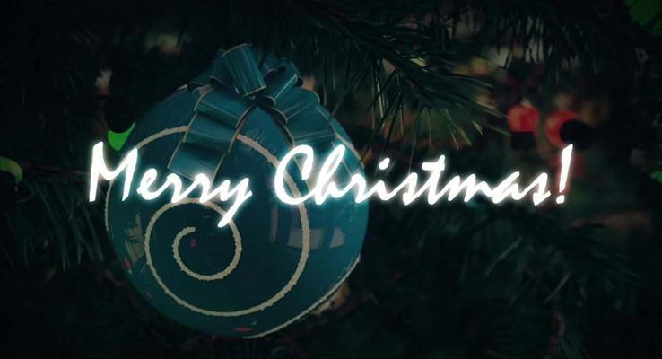 圣诞节PPT模板