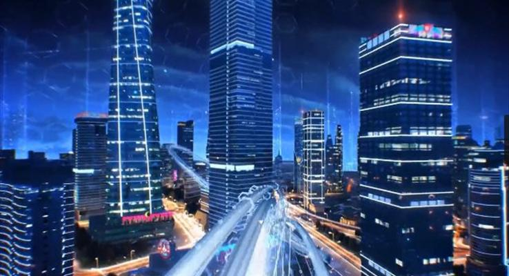 都市风公司企业介绍PPT模板