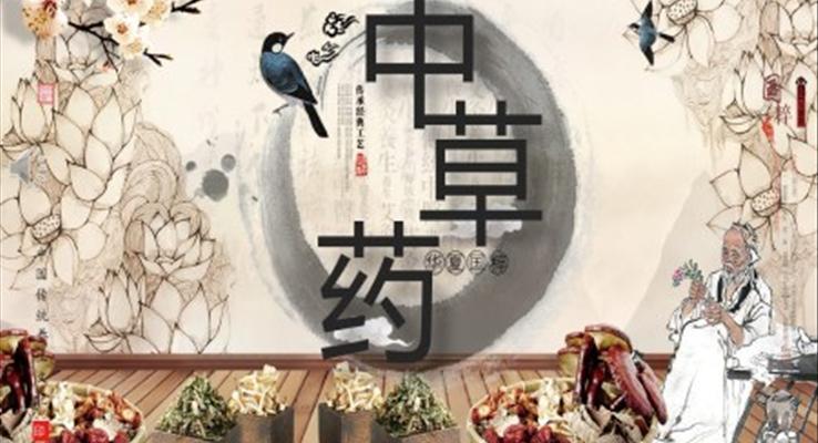 中医文化介绍PPT